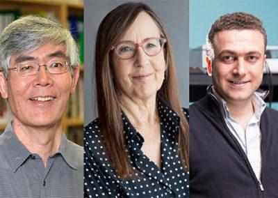 Three UCLA faculty members awarded 2017 Guggenheim Fellowships