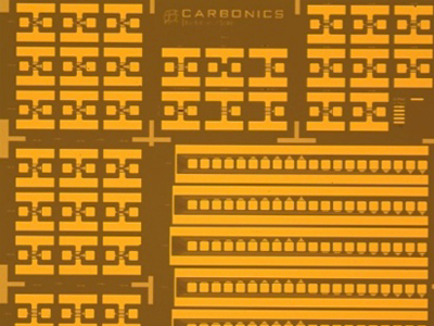 Carbonics Introduces First ZEBRA Carbon-on-Silicon Solution for RF Components in Rapidly Expanding Next-Generation Wireless Markets