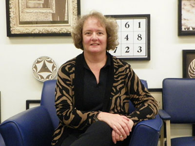 Award to Bertozzi will help UCLA create new math nanosystems initiative
