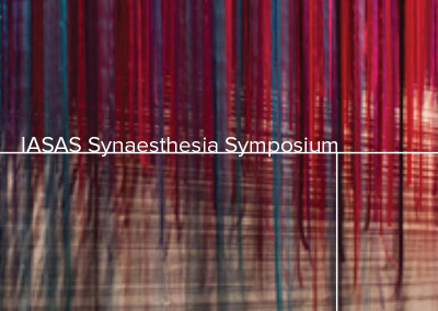 October 20, 2017 | IASAS Synaesthesia Symposium