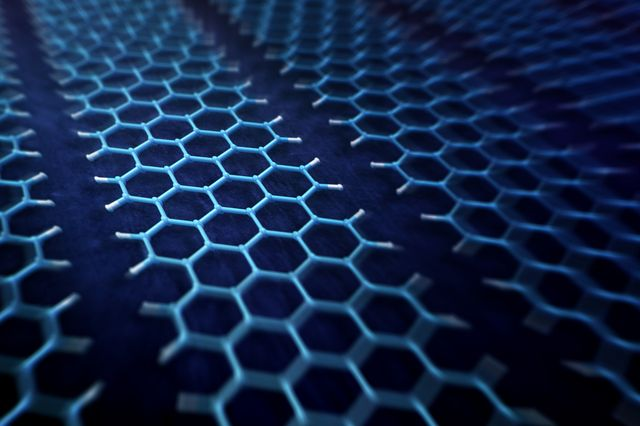 December 07, 2017 | UCLA chemists synthesize narrow ribbons of graphene using only light and heat