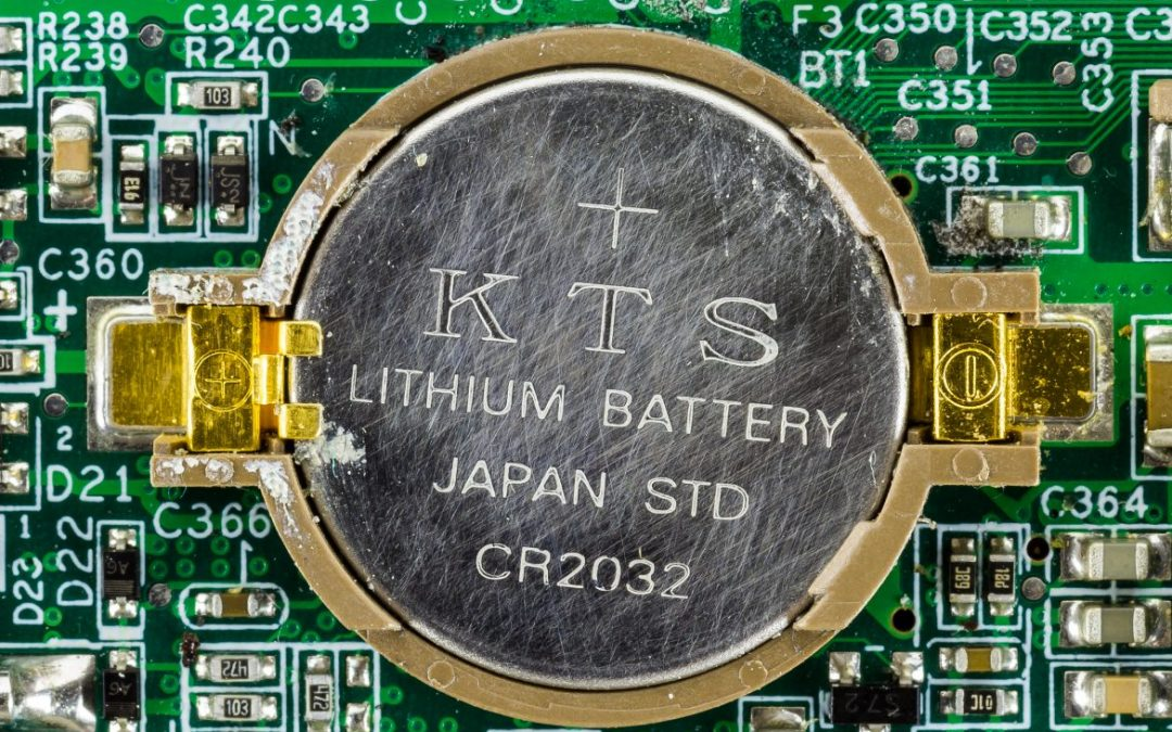 August 23, 2018 | 3D Printing Lithium Ion Micro-Batteries