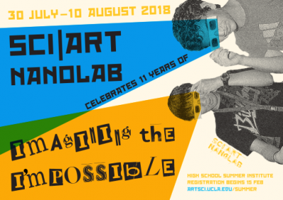 August 10, 2018 | Sci|Art Nanolab Final Presentations