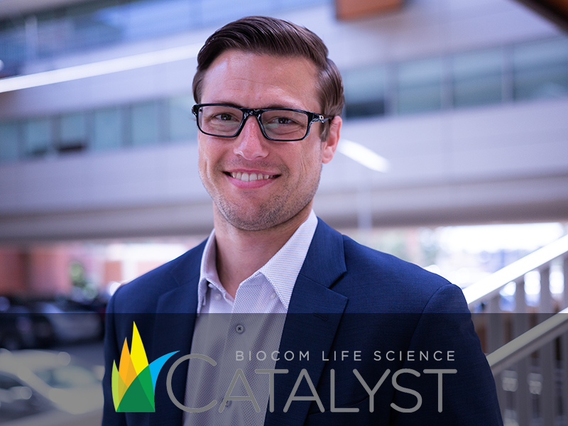 September 14, 2018 | Brian Benson (Magnify at CNSI) named as Biocom Annual Life Science Catalyst Award Recipient