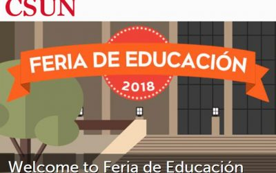 November 2, 2018 | Graduate students inspire young scientists at Feria de Educación 2018