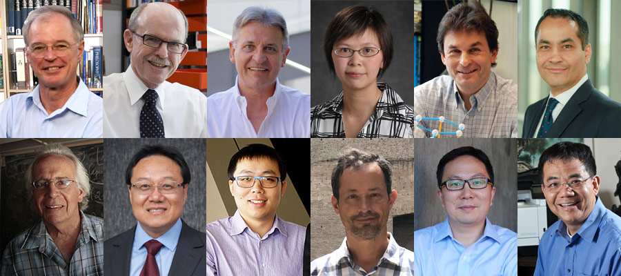 November 27, 2018 | CNSI members on Clarivate Analytics list of Highly Cited Researchers