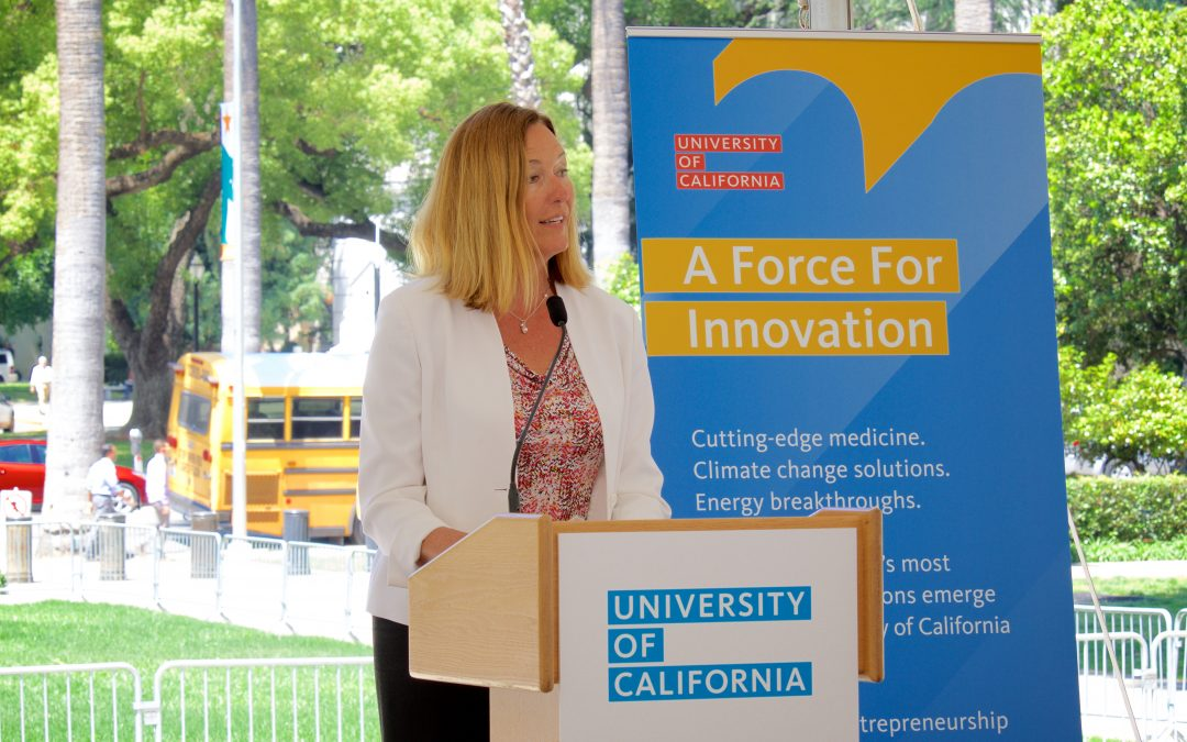 University of California's Office of the President Invites CNSI to Innovation Day at the State Capitol