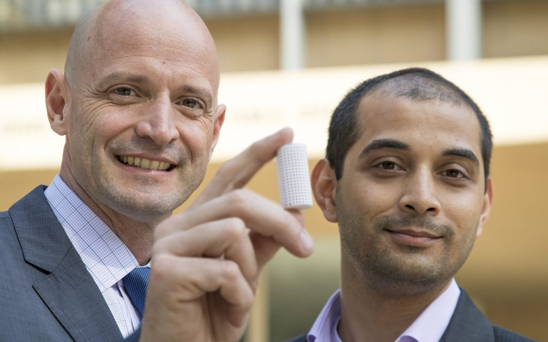 UCLA researchers turn carbon dioxide into sustainable concrete