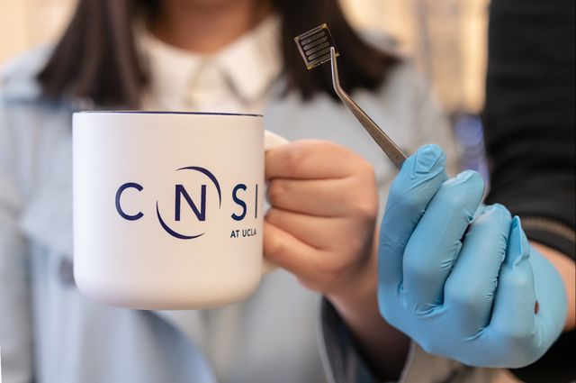 April 25, 2019   Solar cells (like people!) work better with caffeine