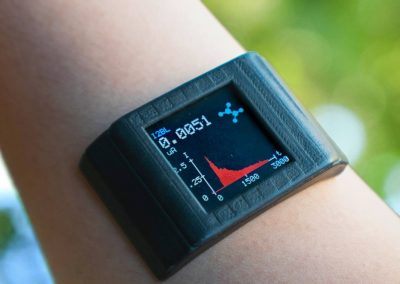 June 17, 2020 | Adhesive film turns smartwatch into biochemical health monitoring system