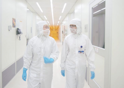 August 24, 2020 | Upgraded cleanroom facilities will give UCLA advanced nanofabrication capabilities