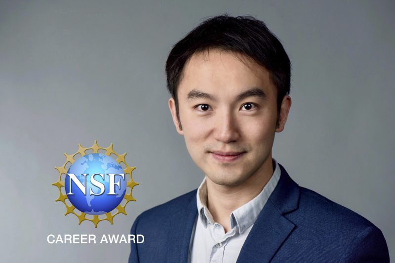 March 9, 2021 | UCLA Engineering Professor Receives NSF CAREER Award to Develop Rapid 3D Printing Processes for Electronic Components
