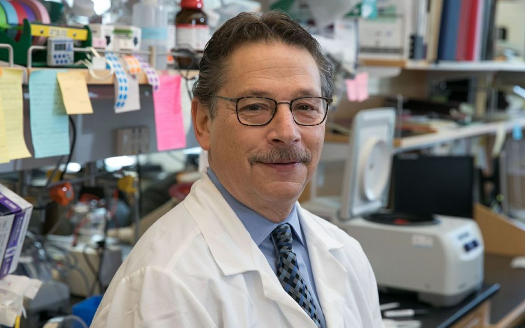April 26, 2021 | Dr. Donald Kohn honored with career achievement award