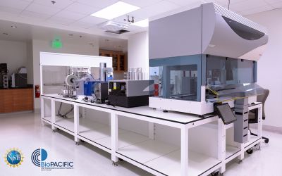 June 2, 2021   Living Biofoundry brings new synthetic biology and microbial engineering capabilities to campus