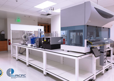 June 2, 2021 | Living Biofoundry brings new synthetic biology and microbial engineering capabilities to campus