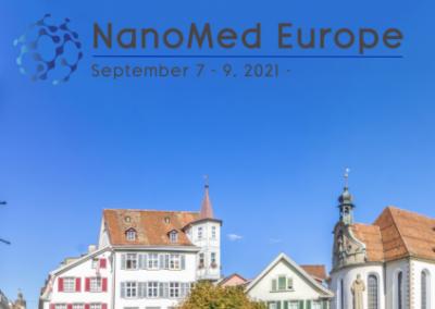 September 7-9, 2021 | NanoMed Europe 2021 Conference